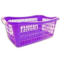 Handy Basket Purple 36cm x 24cm x 15cm