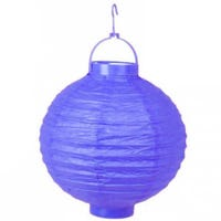 Paper Lantern Purple