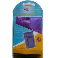 Travel Waterproof Pouch Purple 22x10cm
