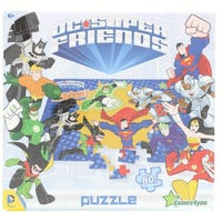 Science For You DC  Super Heroes Puzzle
