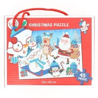 Children's Christmas Puzzle 45 Piece