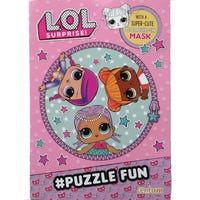 LOL Surprise Puzzle Fun Activity Book