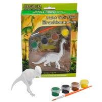 Paint Your Own Brachiosaurus Dinosaur