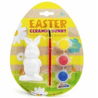 Paint Your Own Easter Ceramic Bunny