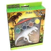 Paint Your Own T-Rex Dinosaur