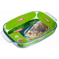 Pyrex Optimum Glass Rectangular Roaster 39 x 25cm