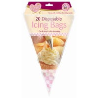 Disposable Icing Bags 20 Pack