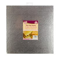 Cake Board Square 10cm x 2mm
