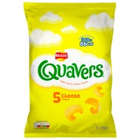 Walkers Quavers 5 Pack