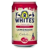 R Whites Raspberry Lemonade 330ml