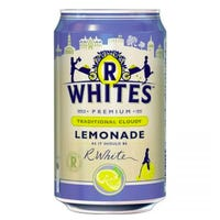 R Whites Cloudy Lemonade 330ml