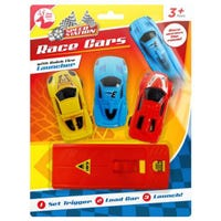 Race Cars 3 Pack