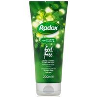 Radox Bodywash Scent Touch Feel Free 200ml