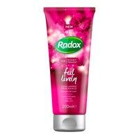 Radox Feel Lively Caring Shower Gel 200ml