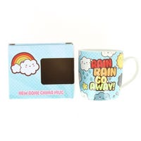 Mi Kawaii Weather New Bone China Mug