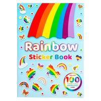 Rainbow Sticker Book