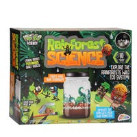 Grafix Weird Science Rainforest Science Set
