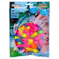 Self-Sealing Water Bombs 101 Pack