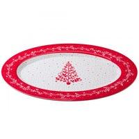 Melamine Oval Platter