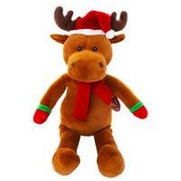 Supersoft Plush Christmas Reindeer 30cm