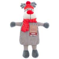Winter Warmers Hot Water Bottle Reindeer