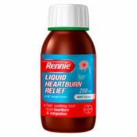 Rennie Liquid Heartburn Relief Liquid 250ml