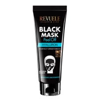 Revuele Black Peel Off Hyaluron Mask 80ml