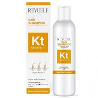 Revuele Keratin+ Restoration, Shine and Gloss Hair Shampoo 200ml
