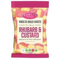 Crillys Rhubarb And Custard 160g