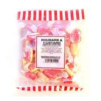 Retro Sweets Rhubarb And Custard 225g