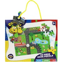 Cbeebies Road Puzzle 45 Piece