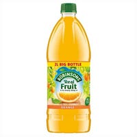 Robinsons No Added Sugar Orange 2L