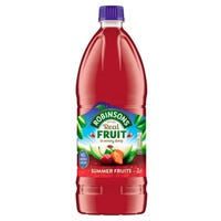 Robinsons No Add Sugar Summer Fruits 2L
