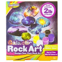 Galactic Rock Art