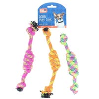 Rope Dog Toy 3 Piece