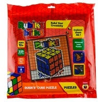 Rubiks Briks Advanced Puzzle Set 222 Piece