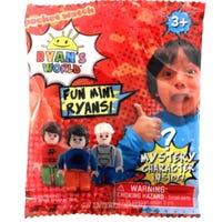 Ryan's World Mini Brick Figures