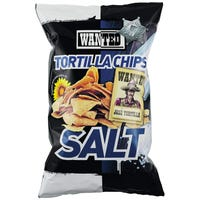 Wanted Tortilla Chips Salted 150g