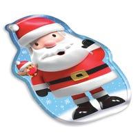 Christmas Santa Tray in Small