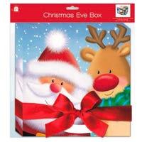 Christmas Eve Box in Santa Design