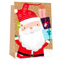 Christmas Santa Super Jumbo Gift Bag