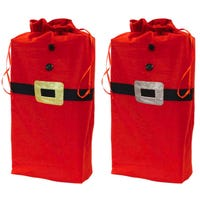 Santa Sack Belt Design Assorted