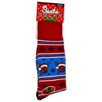 Mens Novelty Christmas Socks in Reindeer Design 6-11