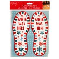 Santa's Foot Steps 4 Pack