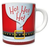 Christmas Mug Santas Belt