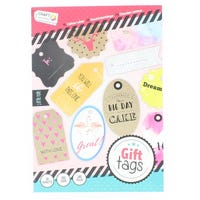 Craft Sensation 240 Assorted Gift Tags
