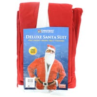 Complete Santa Dress Up Suit