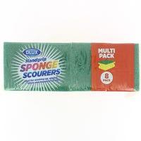Handgrip Scourers 8 Pack
