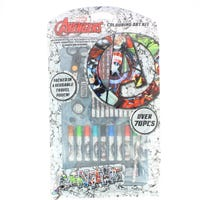 Avengers Icon Colouring Art Kit