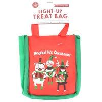 LED Treat Bag Christmas Characters Band
